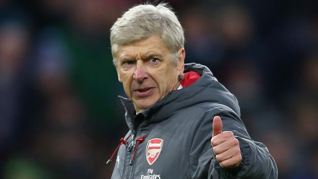 Arsene Wenger. (Photo by Jan Kruger/Getty Images)