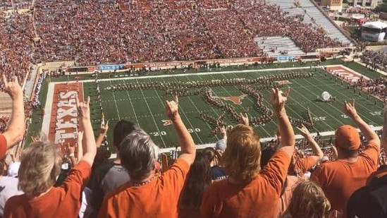 When it comes to sport in Austin, footbal reigns supreme.