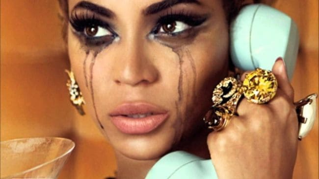Even Beyonce knows the struggle. Image: YouTube