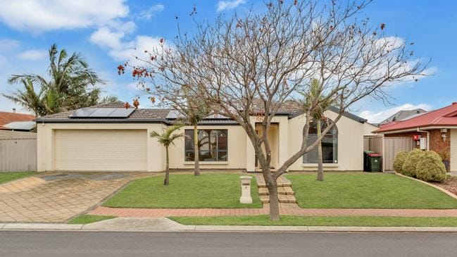 9 Holdfast Drive, Sheidow Park is on the market with Magain Real Estate and has an asking price of $545,000 to $575,000.