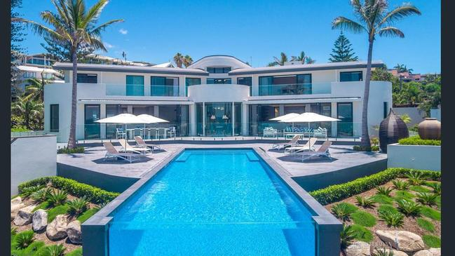 21-23 Webb Road Sunshine Beach became the first million-dollar property in the region in the '80s.