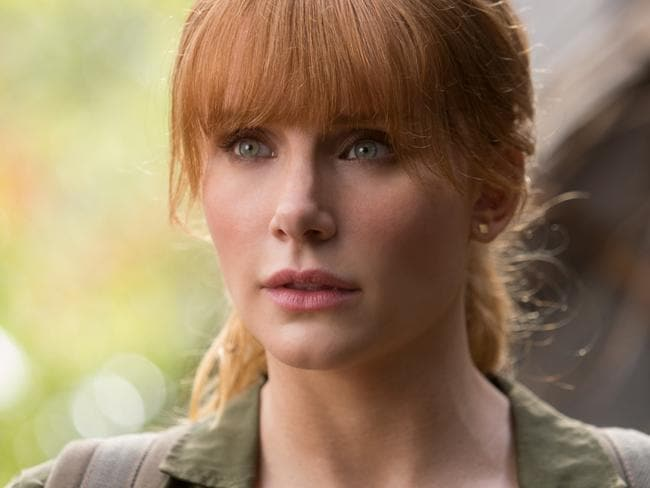 Howard, pictured as Claire Dearing in the movie, says actors need to talk to their unions and insist on 'inclusion riders'.