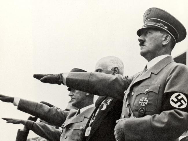 Medical records reveal Adolf Hitler had deformed micro-penis