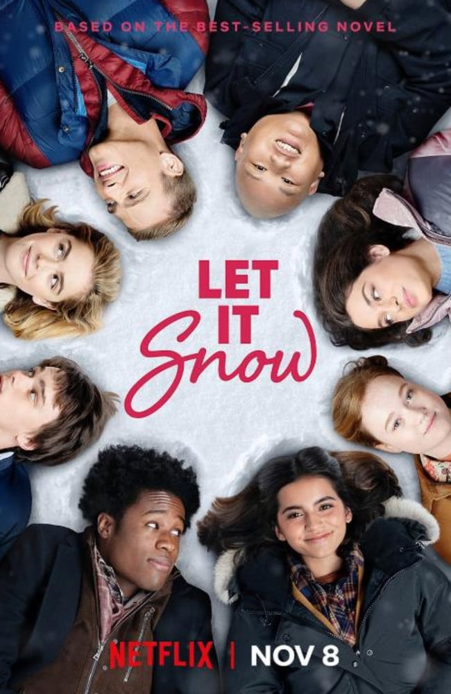 Let It Snow is on Netflix.