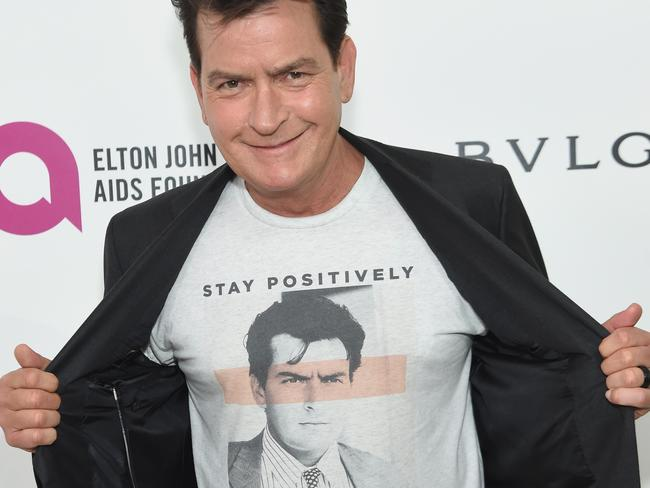 Charlie Sheen has said he has had sex with more than 4000 women. Picture: Jamie McCarthy/Getty Images for EJAF