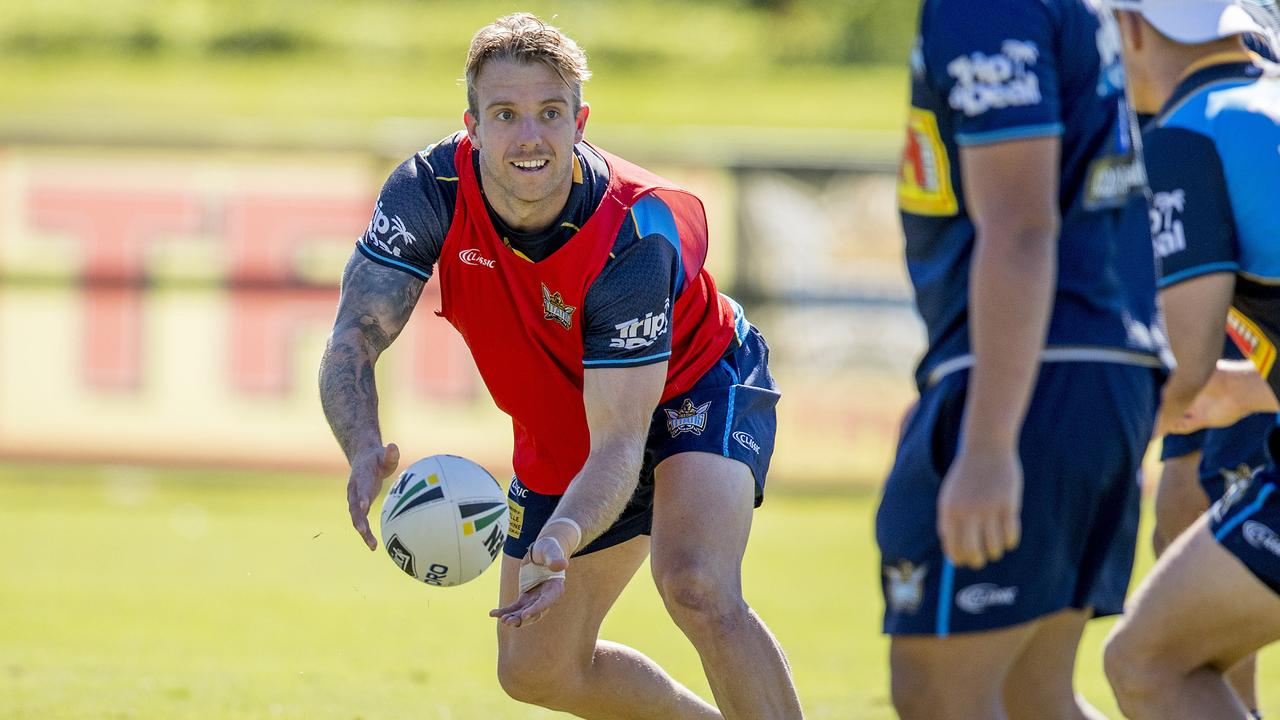 Former Titans half Kane Elgey will join the Sea Eagles in 2019.