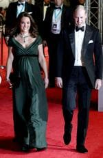 Prince William, Duke of Cambridge and Catherine, Duchess of Cambridge attend the EE British Academy Film Awards (BAFTA) held at Royal Albert Hall on February 18, 2018 in London, England. Picture: Chris Jackson/Getty Images