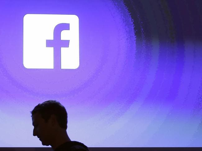 More than 60 per cent of Australians don't trust Facebook. Picture: AP Photo/Marcio Jose Sanchez