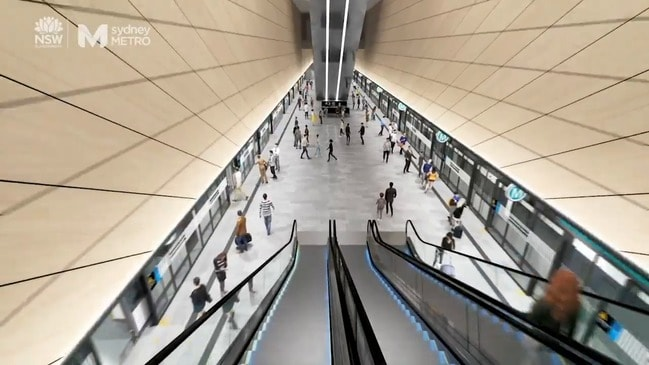 CONSTRUCTION OF THE WESTERN SYDNEY METRO TO START NEXT YEAR