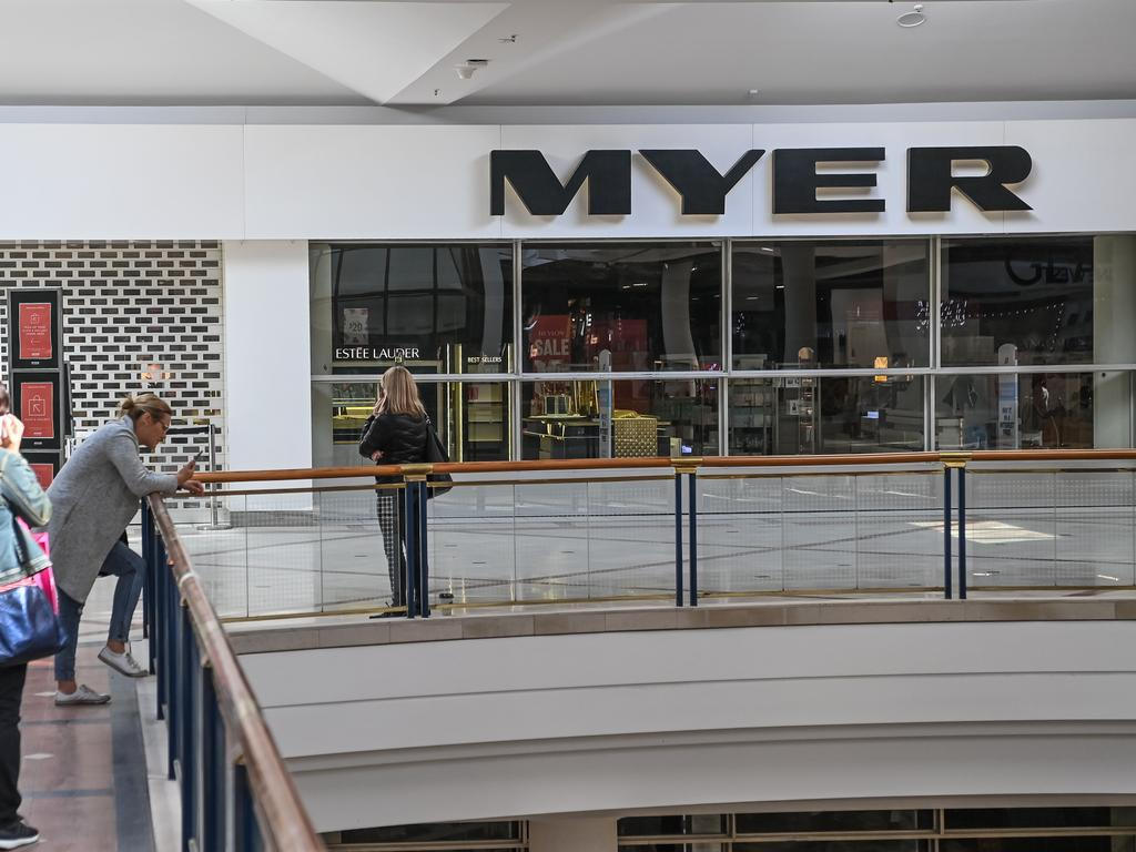 The bulk of the retailer's 60 stores will all be open on Wednesday. Picture: Jason Edwards