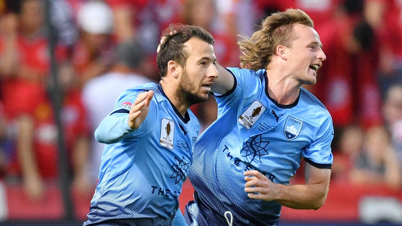 Is Rhyan Grant Sydney FC's unsung hero?