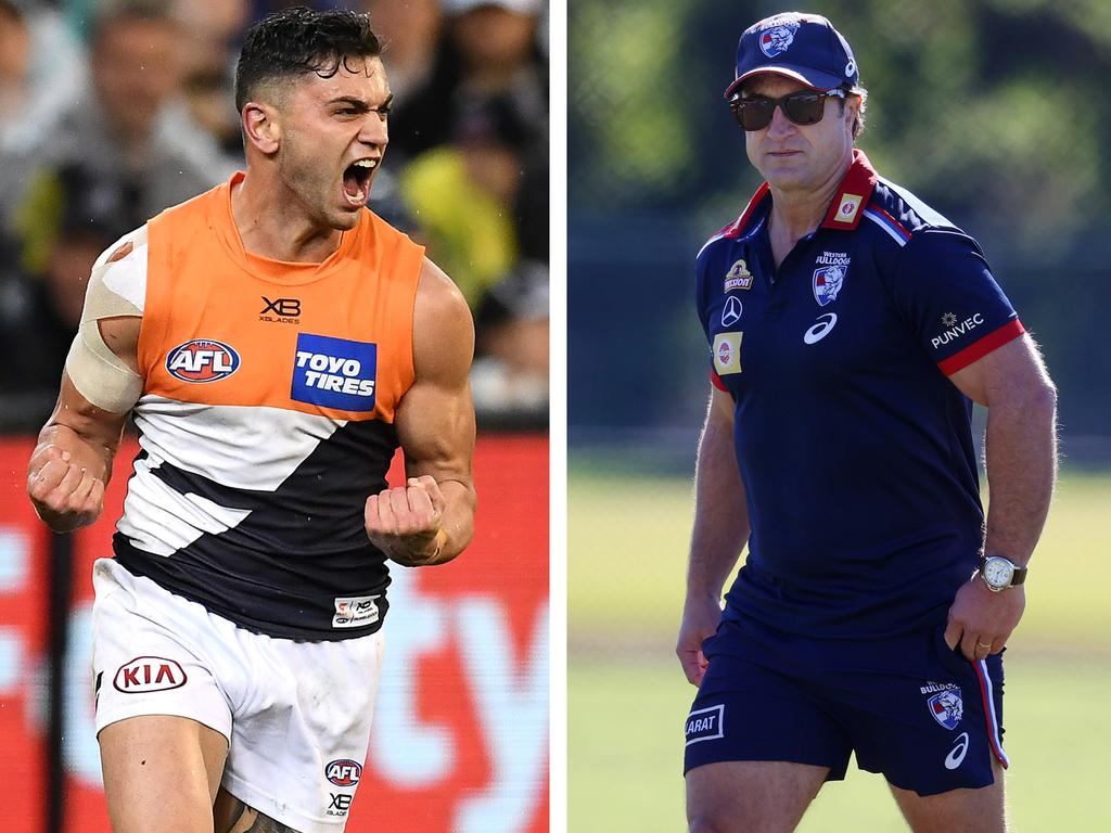See who will play for your side this week with the Round 7 AFL teams.