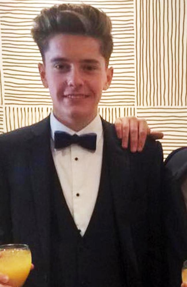 Thomas Channon has been named as the third Brit to die in the same apartment complex in Magaluf this year. Picture: Wales News Service/australscope
