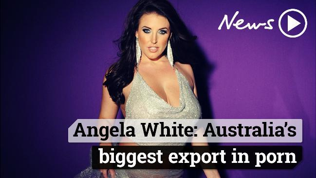 Angela White, the Aussie porn star owning the US