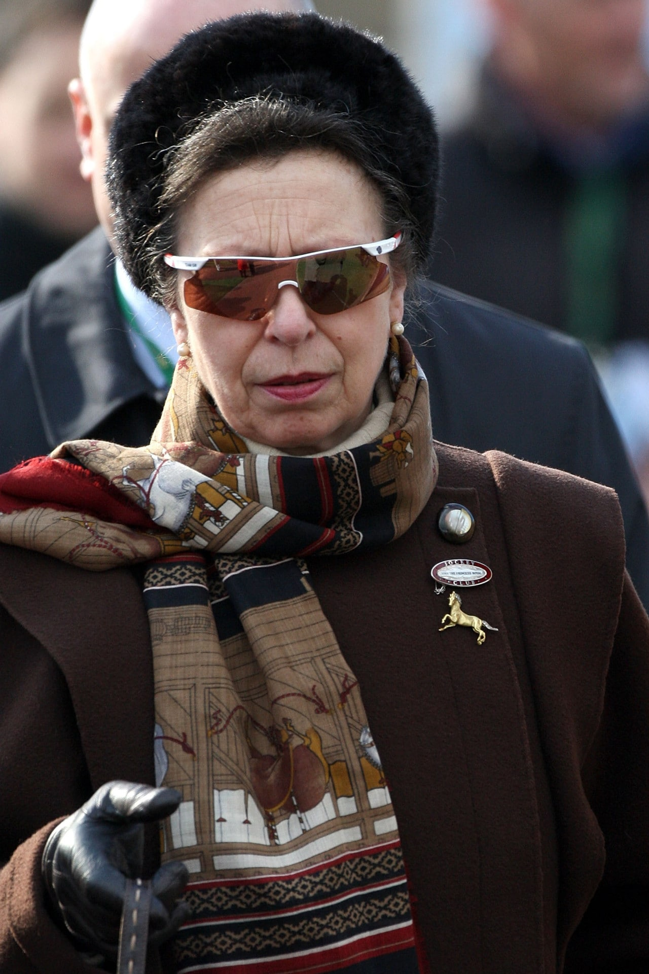 Every time Princess Anne was so ahead of the trends, it's almost like she invented them