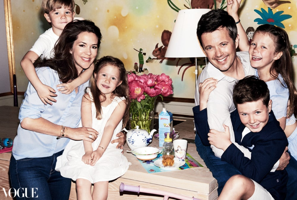 Crown Princess Mary talks sustainability, gender equality