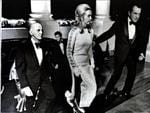 "<h2>1971</h2>When Sonia McMahon and her husband, Prime Minister William McMahon arrived at the Nixon White House, their visit was unforgettable. One of the reasons for that was her dress, which was split to the armpits on both sides.  <a href=""http://www.theaustralian.com.au/50th-birthday"">Visit The Australian's 50 Years interactive special</a>"