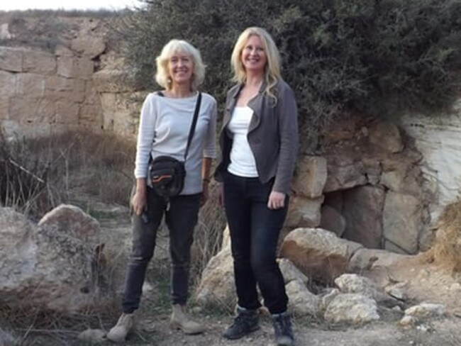 Joan Taylor (left) and Helen Bond (right) have done detective work unearthing the female reason behind the success of Jesus Christ.