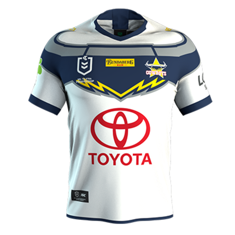 The Cowboys away jersey for 2019.