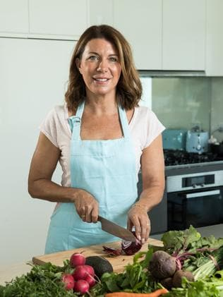 Health and wellbeing expert Michele Chevalley Hedge reveals how to lose weight without dieting. Picture: AAP/Julian Andrews