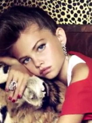 Thylane Blondeau now: This is what the 'prettiest girl in ...