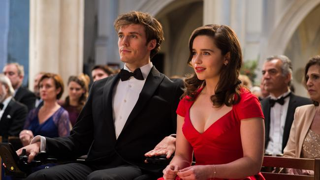 Claflin starred alongside Emilia Clarke for  <i>Me Before You </i>where he played a man wheelchair-bound after an accident.