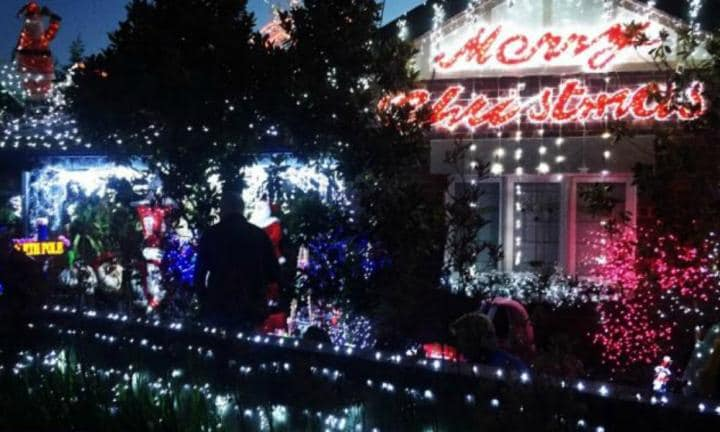 Christmas lights 2016: The best light displays in Australia