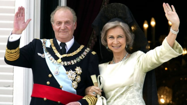 Spanish royal family: The shocking truth