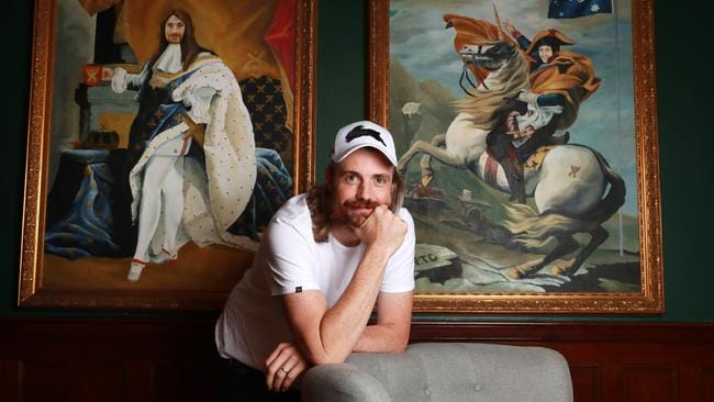 Atlassian's Mike Cannon-Brookes: 'I wouldn't say that at Atlassian we've got it figured out, but we're at least very open and we have all sorts of programs and things internally and we try to get better all the time.' Picture: John Feder