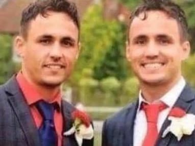 My Big Fat Gypsy Wedding stars Billy and Joe Smith. Picture: Supplied