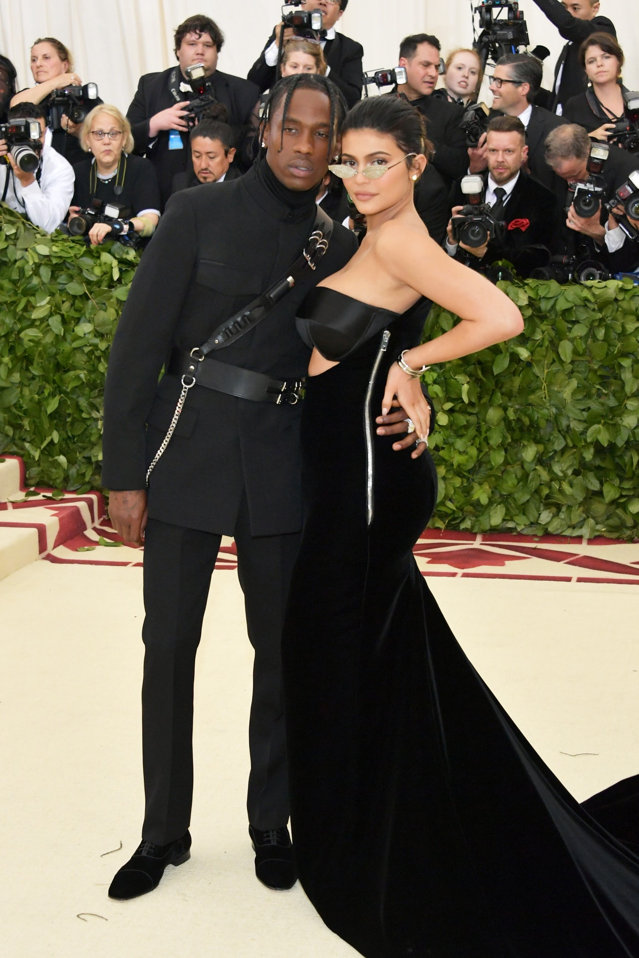 Romance on the red carpet: 29 of our favourite couples from the Met Gala