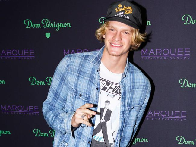 Cody Simpson is the most followed Aussie on Twitter.