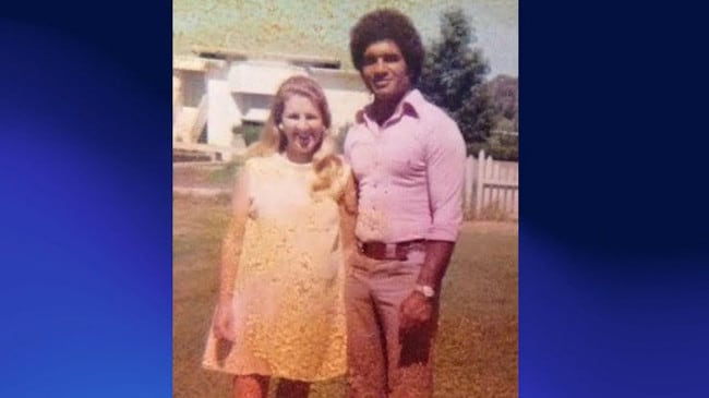 Brooke says her Nan and Pop (pictured) sought to protect her family.