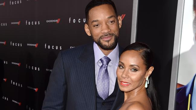 Hollywood power couple Will Smith and Jada Pinkett Smith have been married since 1997. Picture: Kevin Winter/Getty Images