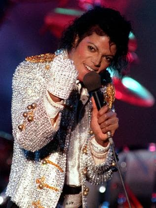 Michael Jackson is at the centre of new sex abuse claims. Picture: AP