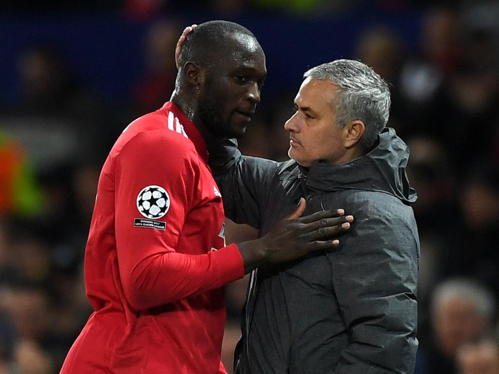 Romelu Lukaku has opened up about his chat with Jose Mourinho about his role at Manchester United.