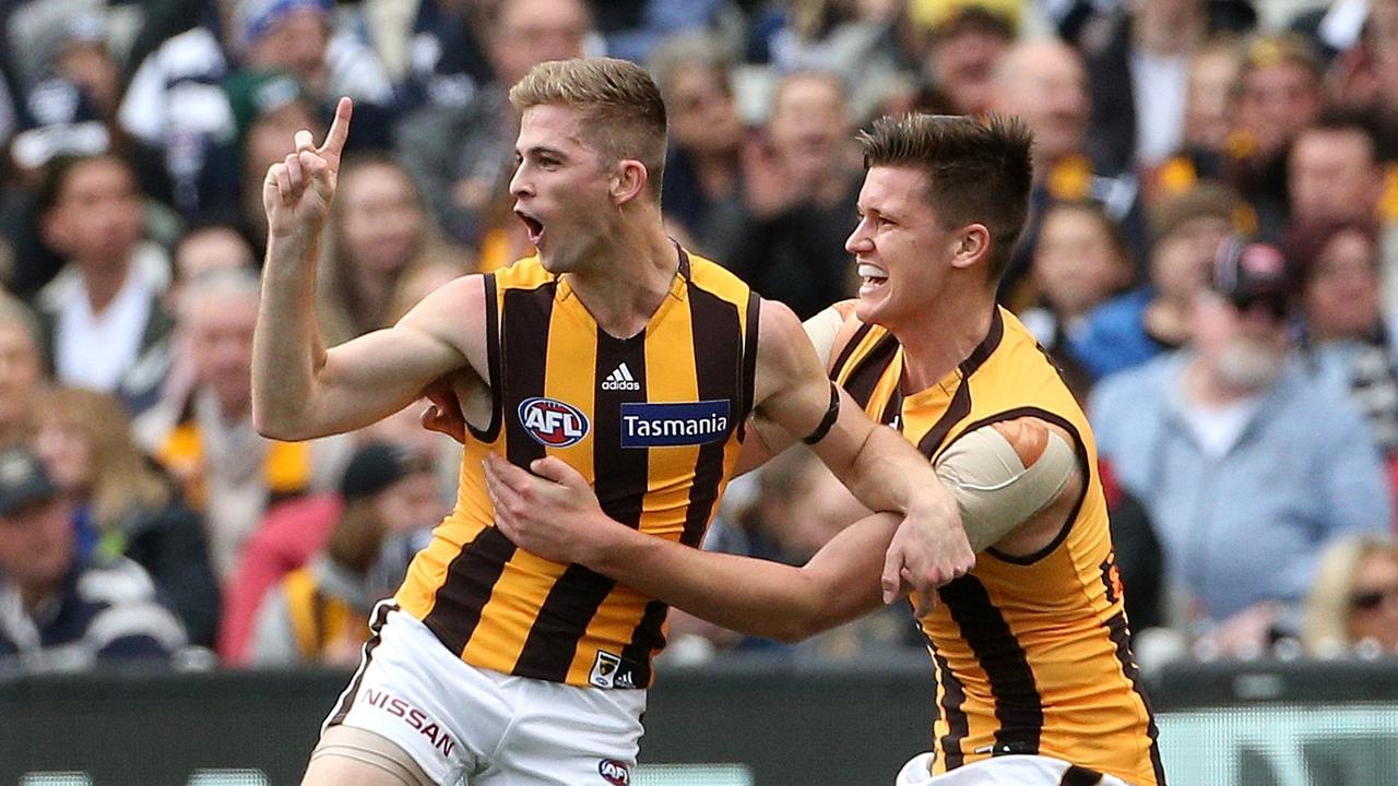 AFL 2019: Ollie Hanrahan, Mitchell Lewis, Hawthorn new forward line