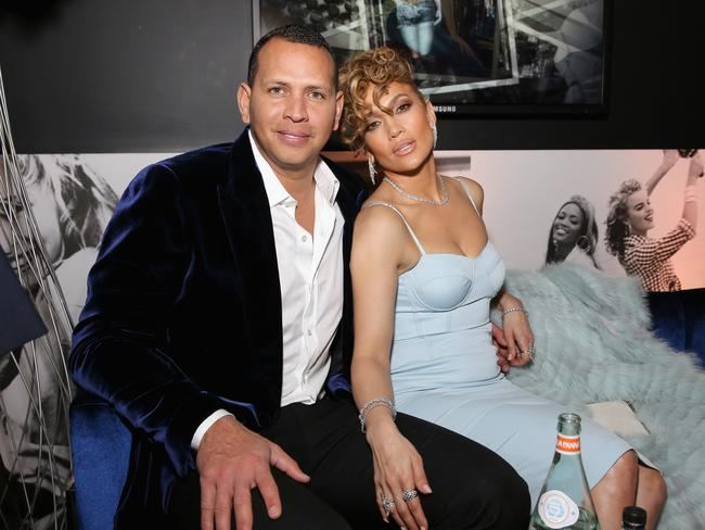 It is the sixth engagement for Jennifer Lopez.