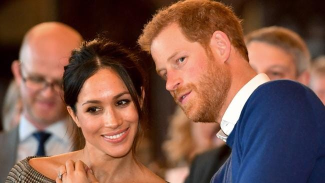Harry and Meghan are apparently aware of leaks coming from within Buckingham Palace and Clarence House walls. Picture: Getty Images.