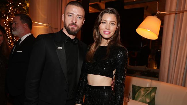 Timberlake has apologised for his behaviour. Picture: Christopher Polk/NBC/NBCU Photo Bank via Getty Images