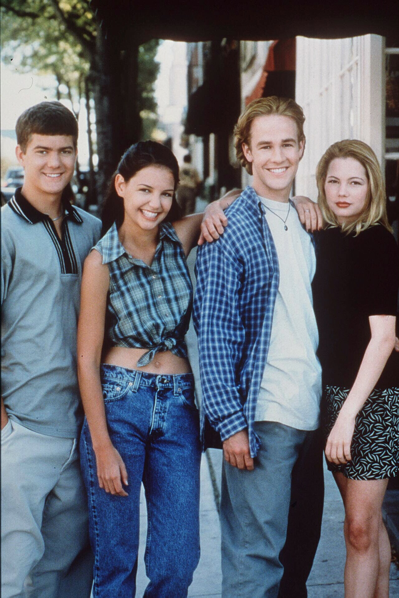 The man behind Dawson's Creek explains where Pacey, Joey and Dawson are in 2018