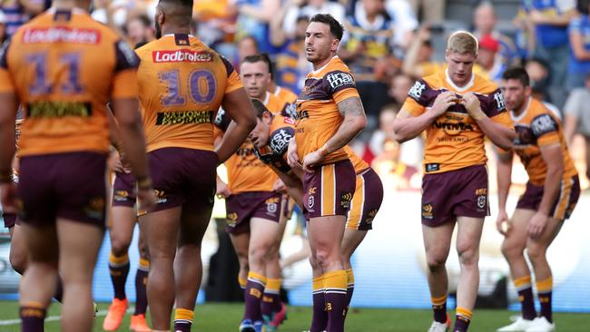 Calls for Darius Boyd to step down have grown louder in the back half of the year.