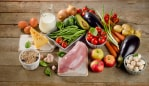 A selection of foods on the satiating diet. Source: iStock