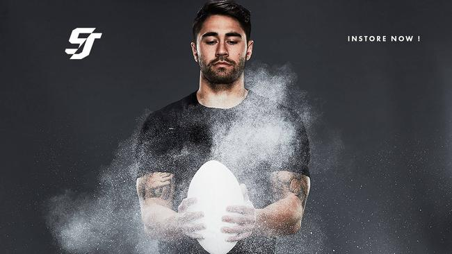 Shaun Johnson the brand has launched.