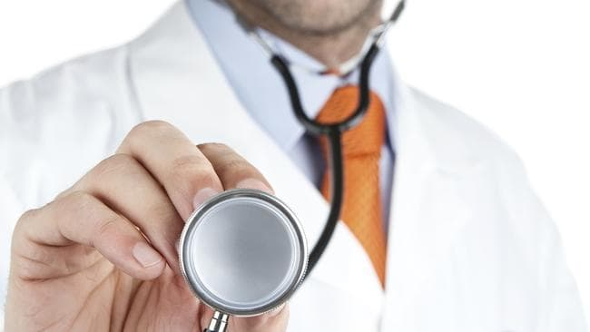 Medicare rebates for doctors visits to rise for the first time in four years. Picture Thinkstock