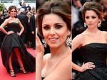 Cheryl Cole walks the red carpet at the 2014 Cannes International Film Festival. Pictures: Getty