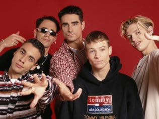 Backstreet's back? Wrong. They never went away. Photo: Getty