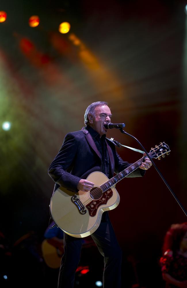 The Thank You Australia Concert: Live 1976 - Neil Diamond ...