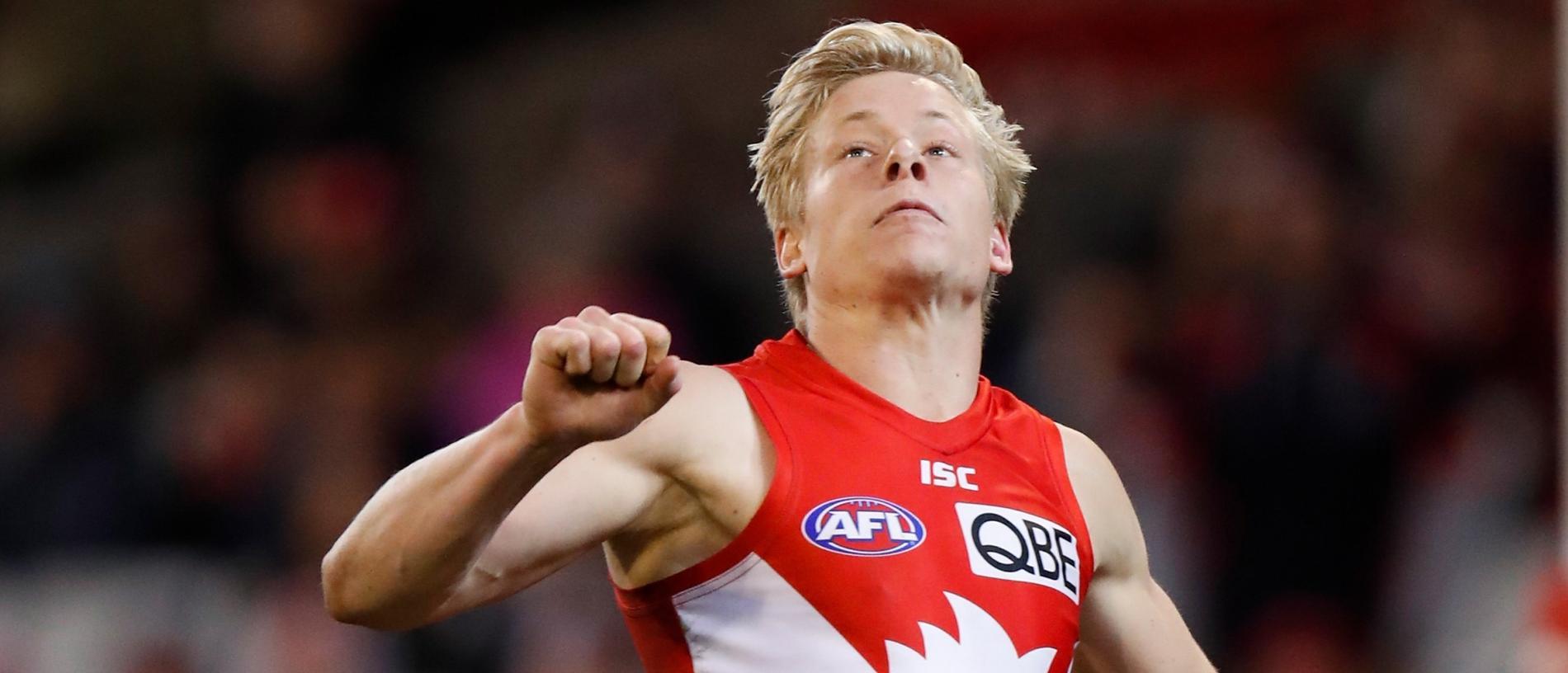 AFL 2018 Round 21 - Melbourne v Sydney