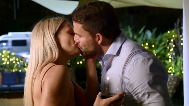 Married At First Sight's Dan and Jess came clean about their affair last night.